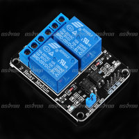 2 Channel 5V Relay Module Shield for Arduino ARM PIC AVR DSP Electronic 10A Free Shipping & Drop Shipping