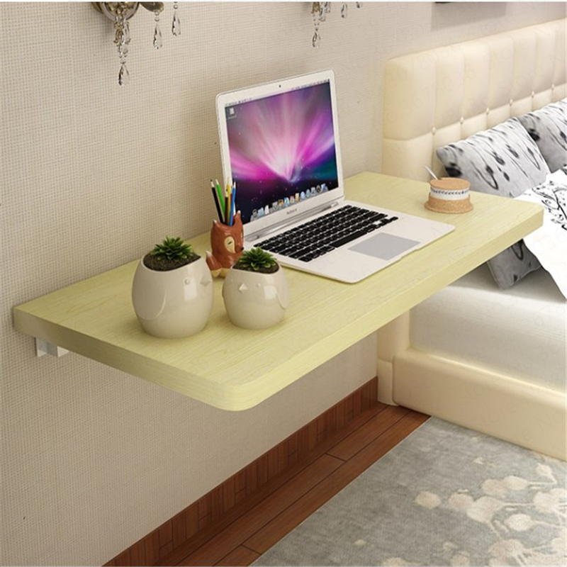 Household Simple Wall Table Folding Table Dining Table Wall Hanging Wall Hanging Computer Desk Wall Desk