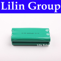 ( Para k6l  K6 ) bateria para Robot Vacuum cleaner  Dc14.4v  800 mah  Ni MH bateria  Ce  Rohs certificação  1 pc/pacote|batteries motorola|battery rechargeable battery|battery dell vostro 1500 -