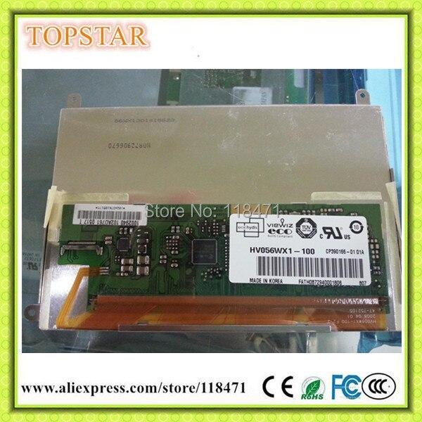 HV056WX1-100 de panneau d'affichage à cristaux liquides médical et industriel de 5.6 pouces pour HYUNDAI 1280 (rvb) * 800, WXGA