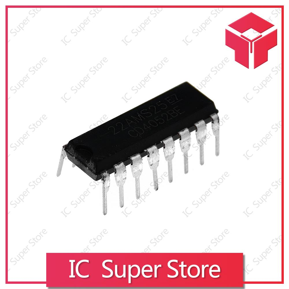 50pcs Lot Electronics Ics Chips Lm358n Lm358 358 Linear Noninverting Amplifier Page 2 10pcs Cd4052be Cd4052 4052be 4052 Dip16