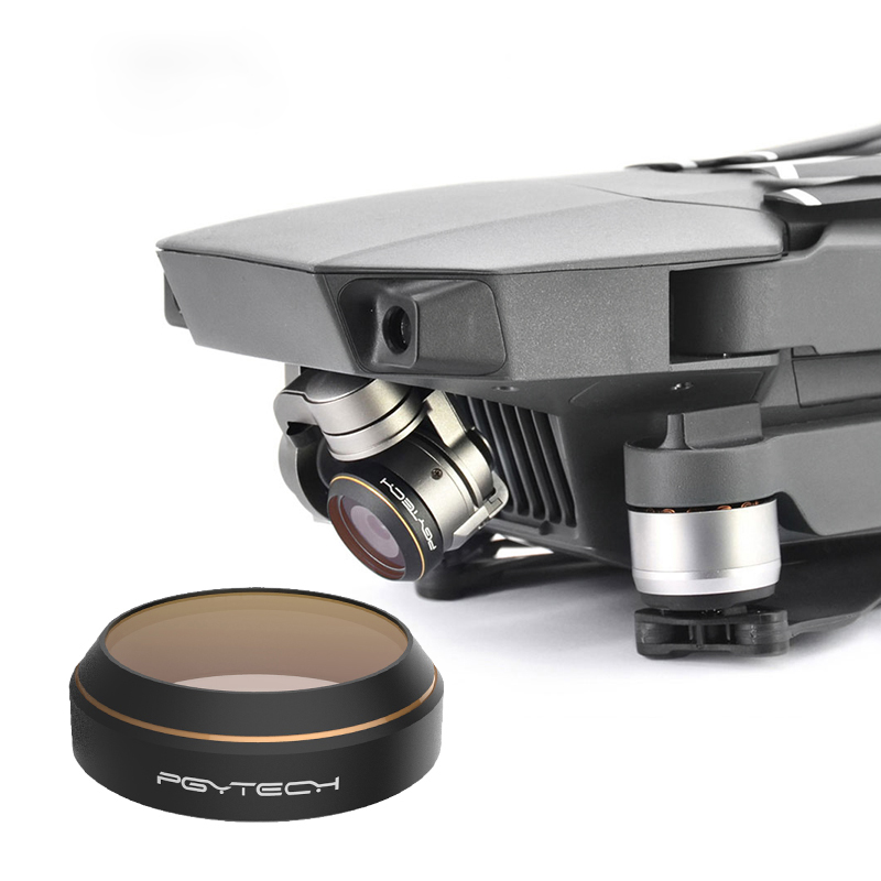 PGYTECH Lens Filters G-ND4 8 16 32 lens filter 4pcs set HD Filter for DJI MAVIC Pro Accessories 6pcs set pgytech original lens filters for phantom 4 pro drone accessories g hd mcuv nd4 nd8 nd16 nd32 cpl hd filter