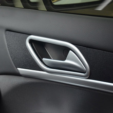 4pcs for Dongfeng AX7 Inner door bowl Decoration frame