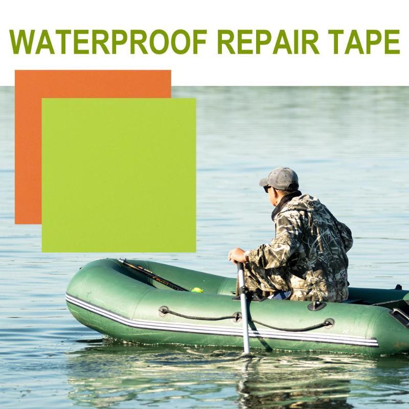 Tent Repair Paste Waterproof Repair Patch Swimming Ring Repair Glue Inflatable Waterproof Rubber Boat Paste Camping Care
