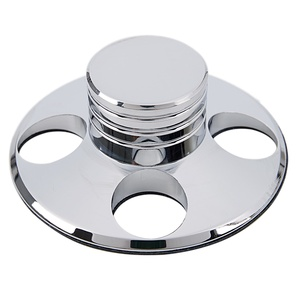 Image 1 - 2019 New Audio LP Vinyl Turntables Metal Disc Stabilizer Record Player Weight Clamp HiFi