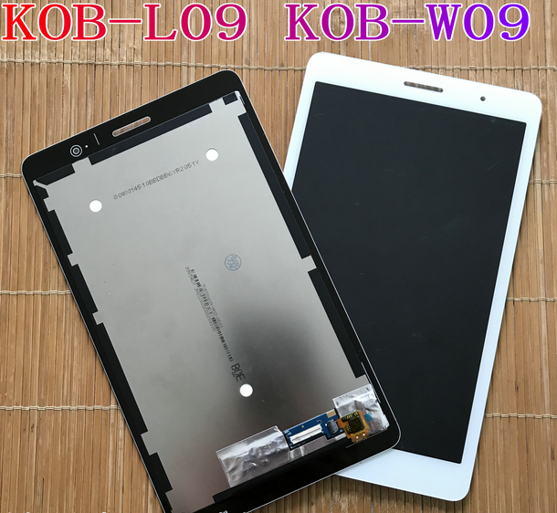 "For Huawei Honor Play 2 Kob-l09 Kob-w09 Mediapad T3 8.0 Lte 8"" Tablet Touch Screen Panel Digitizer With Lcd Display Matrix Glass"