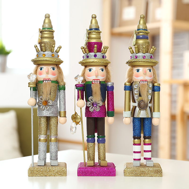 popular wooden nutcrackers