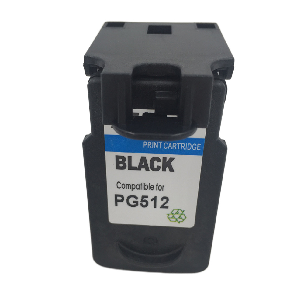 Universal Black PG CL 513 CL513 PG512 PG 512 CL 513 Ink Cartridges For Canon Pixma