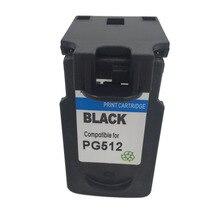 Универсальный черный PG-CL-513 CL513 PG512 PG 512 CL 513 картриджи для Canon PIXMA iP2700 MP230 2702 240 250 252 260 270 272 280
