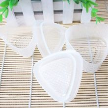 4 шт. прозрачный практичный кухонный бенто украшения суши Onigiri прессформы еды треугольной формы рисовый шар производитель аксессуаров
