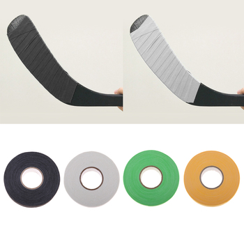 Roll Ice Hockey Stick Tape Sleeve Wrap Protector Table Tennis Hockey Badminton Handle Grip Tightly Woven Poly-cotton Coth Tape