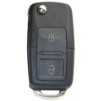 KEYDIY Gốc B01-2 2 Nút Phím Từ Xa cho VW Từ Xa Key KD900 Từ Xa Chính