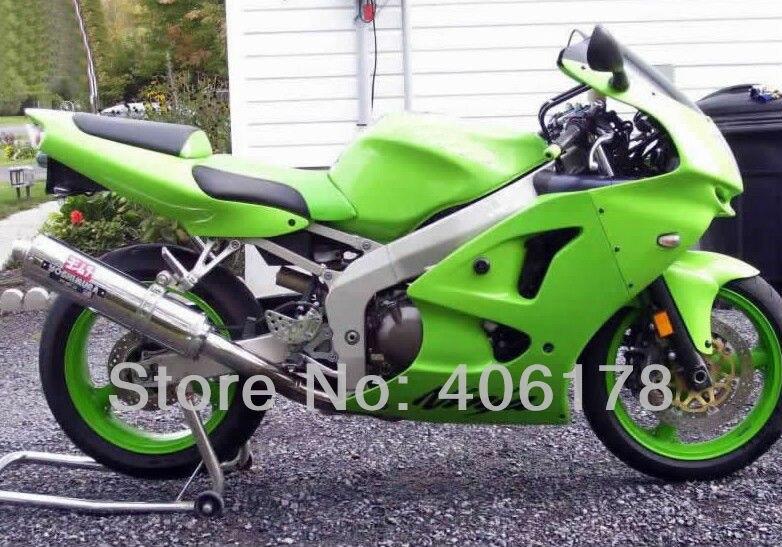 Hot SalesZX 6R 98 99 ABS Moto Fairings Set For Kawasaki Ninja ZX6R