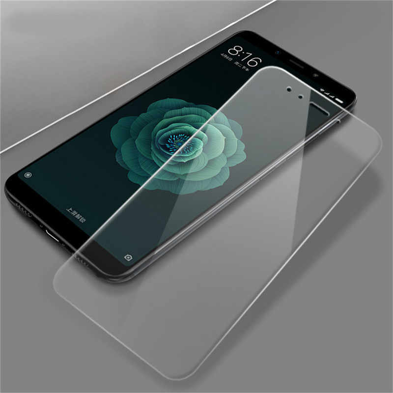 Tempered Glass For Xiaomi Mi9 Mix 3 Mix 2s Mi A1 Mi A2lite Screen Protector Full Cover Film For Xaomi Xiomi Mi 8 Mi 8 Lite 8 Pro
