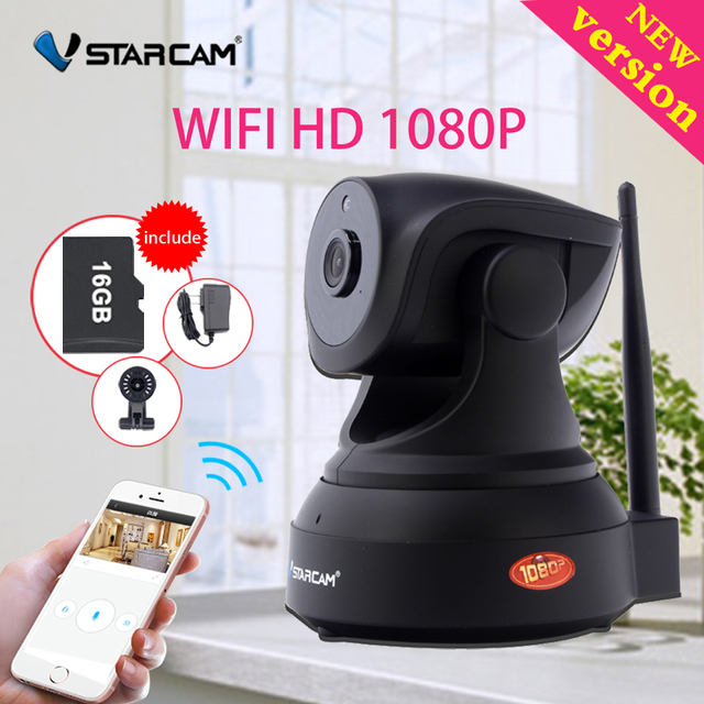 Vstarcam Baby Monitor wifi 2 way audio smart camera with motion detection Security IP Camera Wireless Night vision onvif P2P