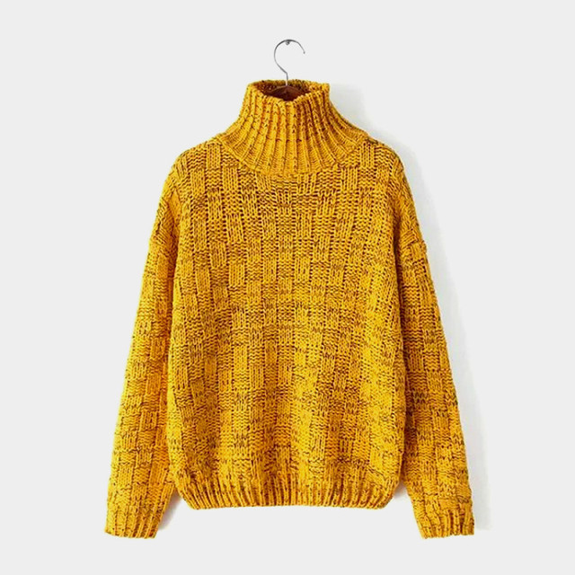 New Hot Women Winter Crochet Knitted Cashmere Pullovers Branch