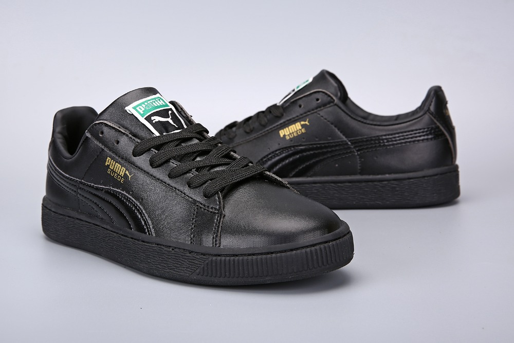 New Arrival Puma by Suede Creepers mens and men shoes Breathable Badminton Shoes Sneakers