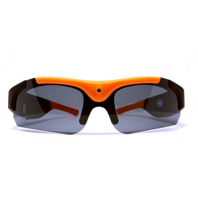 847015f70 Melhor Fasion Óculos De Sol Câmera HD 1080 P 720 P Lente Polarizada para a  Ação