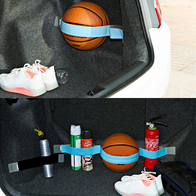 Fixing-Tape Car-Organizer Trunk Storage Kuga Nylon Outlander Ford Focus Lancer 10 Mitsubishi