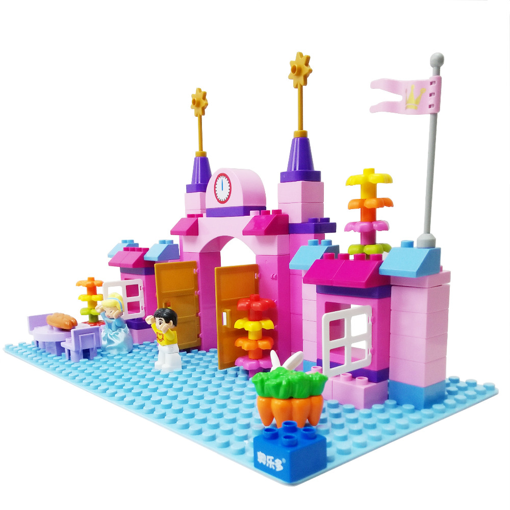 Popular lego duplo girl buy cheap lego duplo girl lots for Modele maison lego duplo