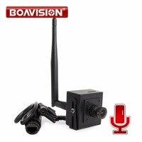 Super Mini HD 960p 720P Wireless IP Camera Wifi CCTV Network Cam Microphone Audio SD Card