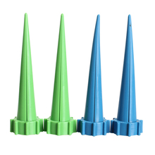 4PCS Watering Cone Spike Garden Plant Flower Waterer Bottle Irrigation Garden Tools New