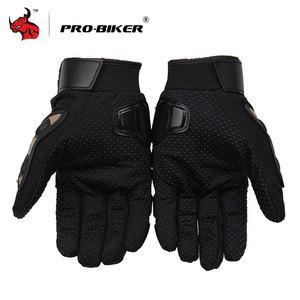 Image 3 - PRO BIKER Motorcycle Gloves Men Motocross Gloves Full Finger Riding Motorbike Moto Gloves Motocross Guantes Gloves M XXL