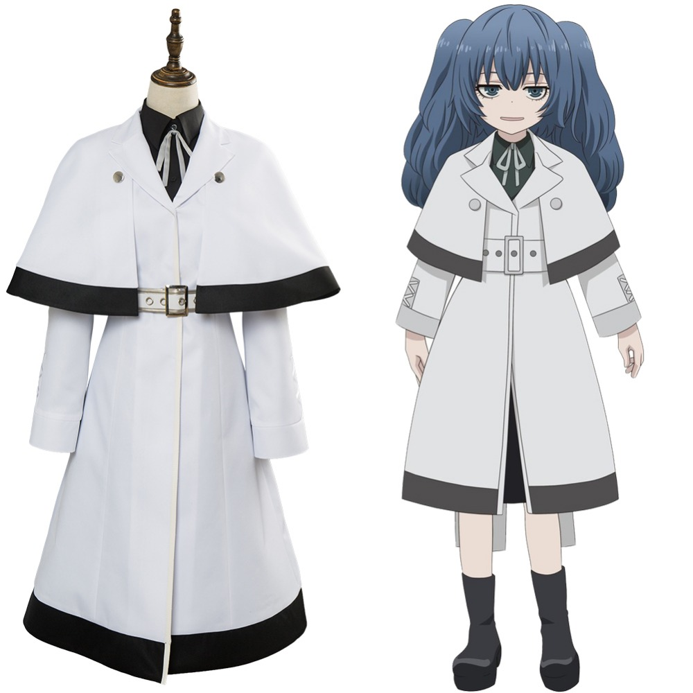 Tokyo Ghoul:Re Yonashi Saiko Cosplay Costume