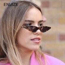 Brand Designer Ladies Small Cat Eye Sunglasses Women Vintage Shades Sun Glasses For Women gafas de sol UV400