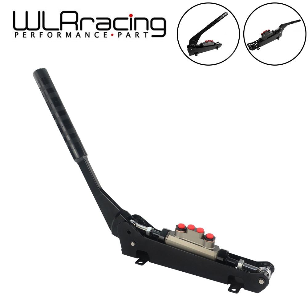 WLR Tandem Hydraulic Handbrake Alloy Hand Brake Lever 4 Line Split Diagonal WLR HB02