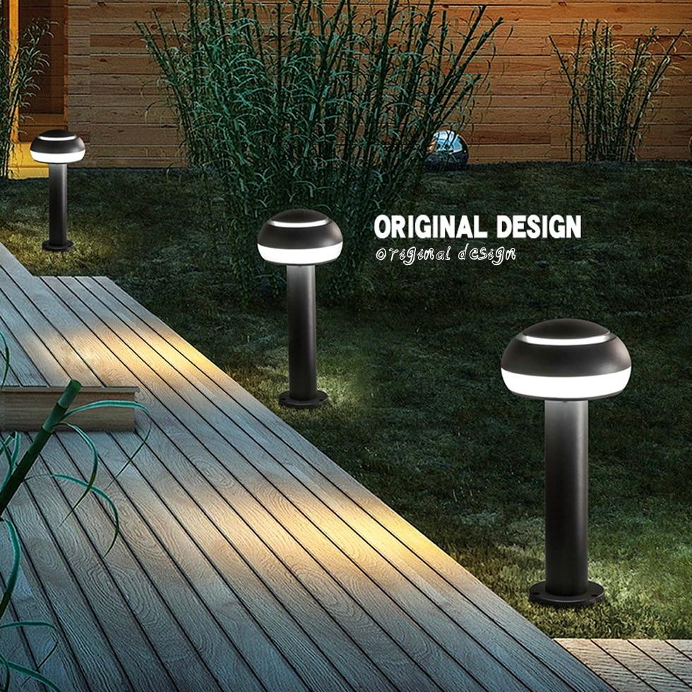 Led Lawn Lamp Outdoor Garden Lighting