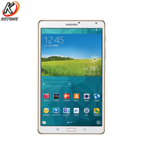 Original new Samsung GALAXY Tab S T705 4G+WIFI Tablet PC 8.4 inch 3GB RAM 16GB ROM 8MP Camera 2560x1600px 4900mAh Android PC