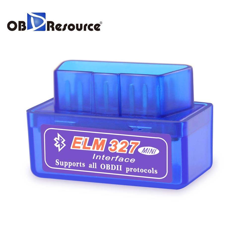 FOXWELL ELM Bluetooth OBD2 Scanner Tool For Android Car OBD Torque Code Reader