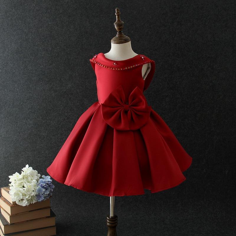 Прекрасный милый цветок створки платье для девочек Дешевые бальное платье пол Длина рюшами из органзы цветок платья для девочек милые девушки вечерние платья - 4