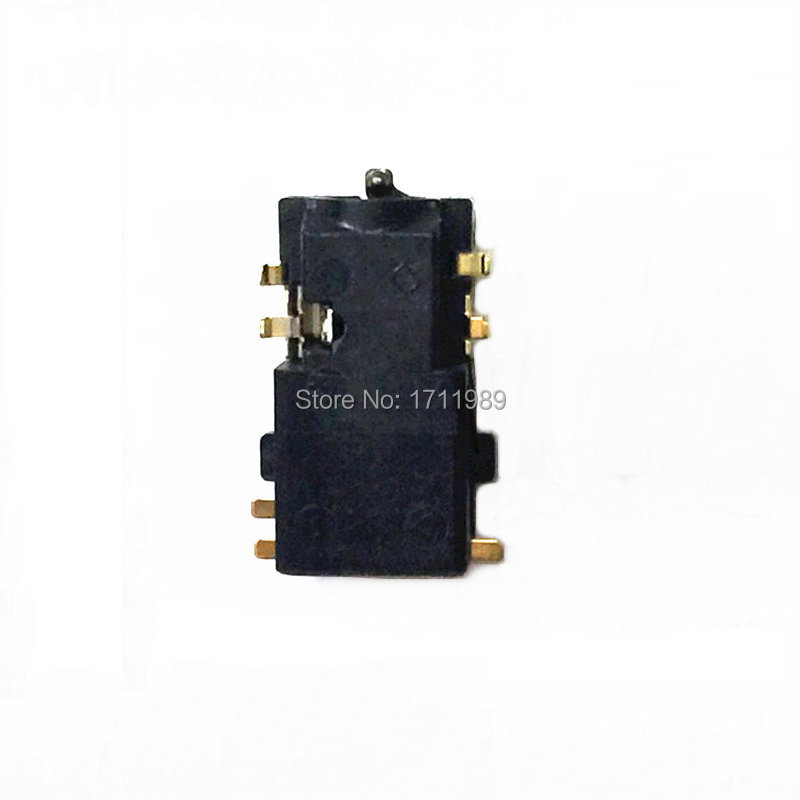 Ear Earphone Headphone Audio Jack Port Connector Flex Cable For Xiaomi Mi4 Mi 4 Phone Replacement Repair Parts + Tracking Cord