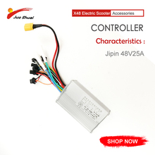 48V 25A Electric Scooter Controller 500W E-bike Accessories Bicycle Multi-functional conversion Bicicleta Controller Ebike Kit