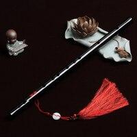 ZONAEL Bamboo Flute Professional Woodwind Flutes Musical instruments C D E F G Key Chinese dizi Transversal Flauta