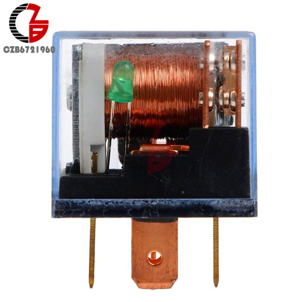 12V 5Pin 100A Waterproof Automotive Relay SPDT Car Control Device Car Relays