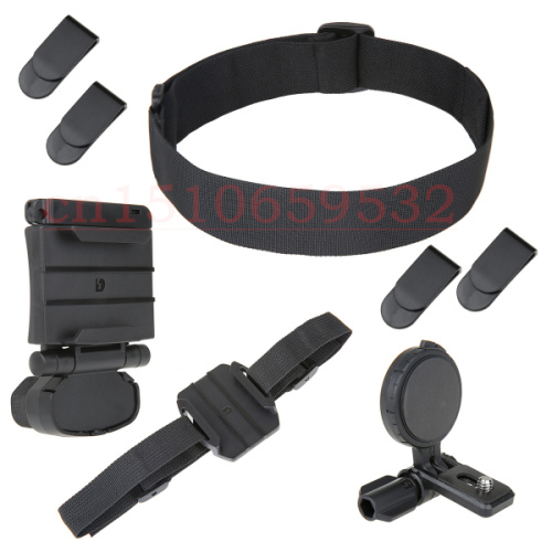 Universal Head Mount Kit for Sony Action Camera HDR AS30V / AS100V / AS15
