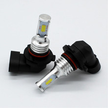 LED Fog Light Bulb 3570 Chips 80W 12V 1600LM 9005 HB3 LED Fog Lamp Bulbs White