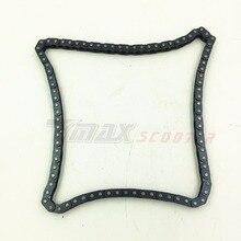 Электрическая/газовая цепь для скутера T8F, 88 звеньев, цепь длиной 35 см (запасные части для скутера)