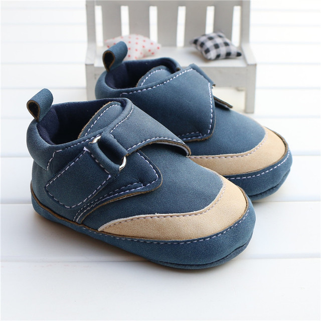 Aliexpress.com : Buy Cozy Soft Leather Baby Shoes Touch fasten ...