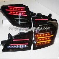 Для Subaru Outback светодиодный задний свет дыма 2010 12 U тип