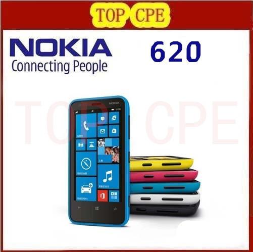 Original Refurbished 620 unlocked Nokia Lumia 620 ms