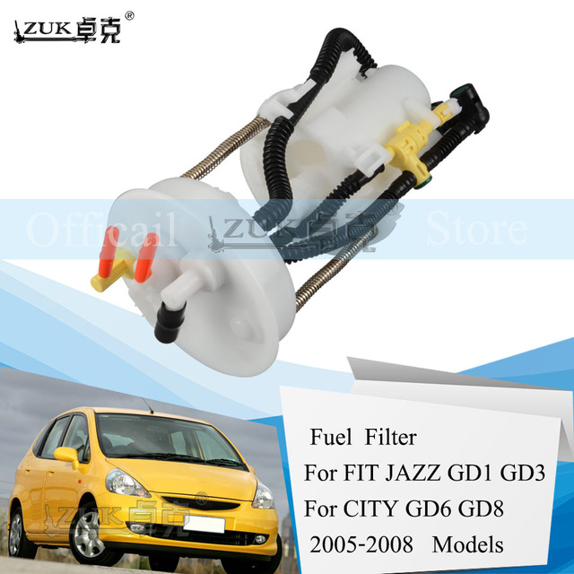 ZUK Fuel Filter Assy With Gauge  Pump For HODNA FIT JAZZ 2005 2008