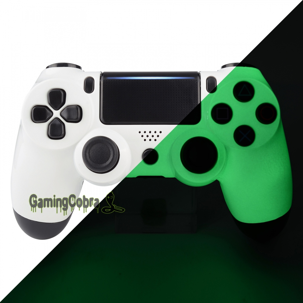 US $11 99 |Glow in the Dark Custom Housing Shell for PS4 Pro Slim  Controller JDM 040 050 055-in Cases from Consumer Electronics on  Aliexpress com |