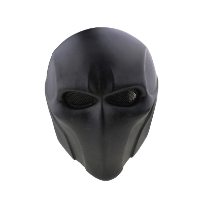 Tactical Skull Face Mask  Wire Mesh Full Face Protective Goggles Mask  For Hunting Paintball M109