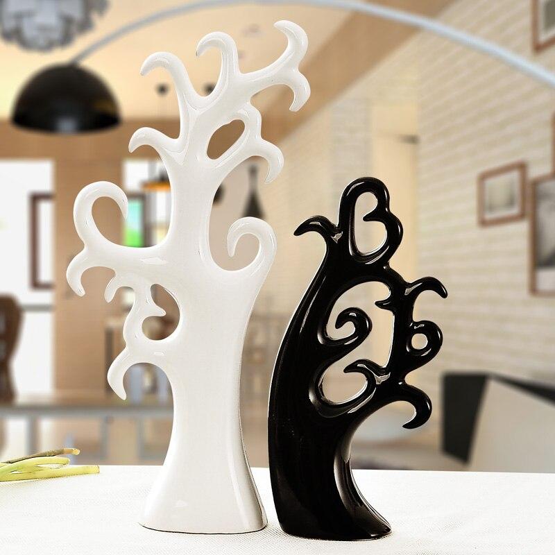 կերամիկական սիրահար ծառ տնային դեկոր - Տնային դեկոր - Լուսանկար 2