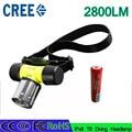 z30 LED Flashlight Diving Headlight Waterpoof Head Lantern XML-T6 LED 2800 Lumen Headlamp Underwater Lamp Lanterna Frontal