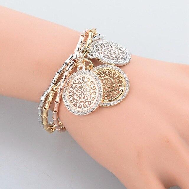 Купить toucheart хрустальные браслеты ручной работы и с камнями для картинки